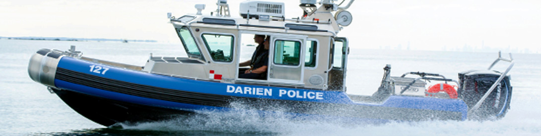 The Darien Fondation - Darien Police